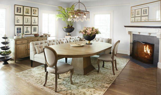 Arhaus Dining Tables