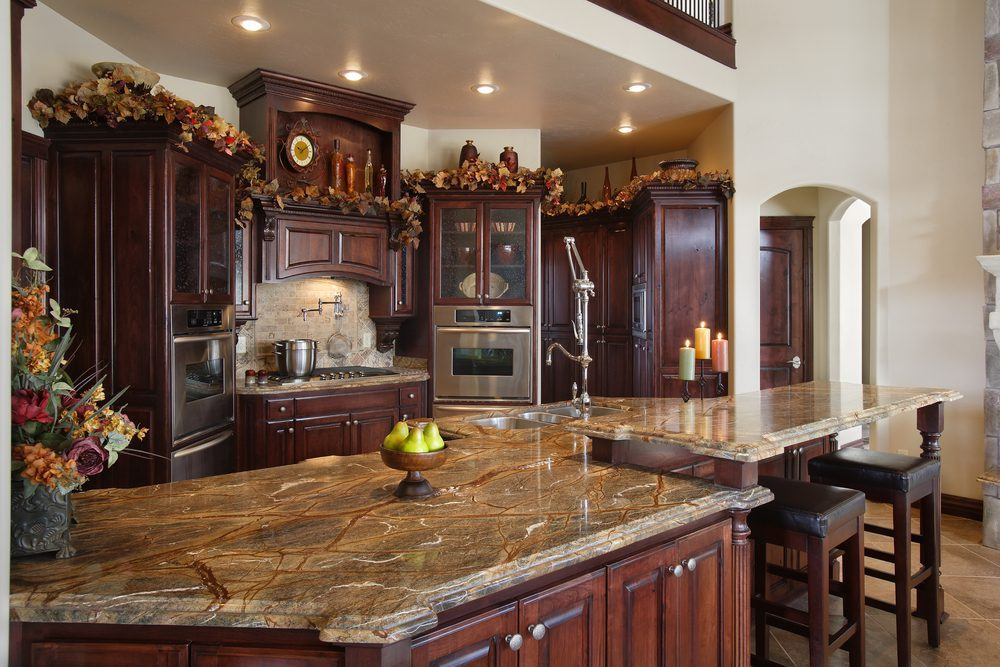 fall kitchen decorating ideas cozy up your home for fall bon brise design 17510