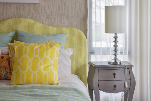 Patterned Headboards That Add Life To The Bedroom Bon Brise Design Gorgeous Patterned Headboards